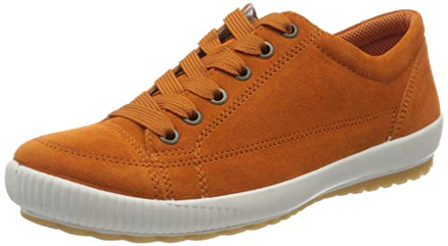 Legero Damen Tanaro Sneaker, Braun (BOMBAY (ORANGE) 65), 39 EU (Herstellergroesse:6 UK)
