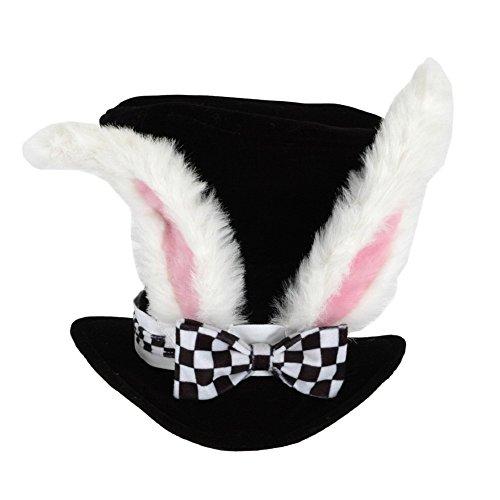White Rabbit Hat Costume Accessory
