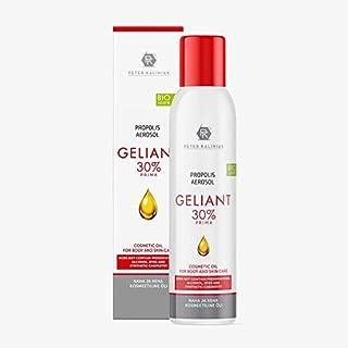 Organic Bee Propolis Oil Extract, No Alcohol, Skin Treatment, Anti-spot, Anti-Acne, Sunburn/Pigment/Freckle Cure/Heal, Face Radiant (Aerosol 30% of Propolis)