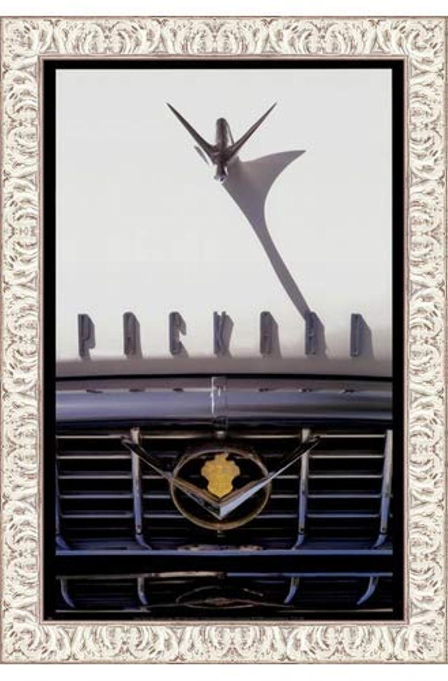 人柄郵便物匿名Classics Packard 1955?by Kenneth Gregg?–?12?x 18.25インチ?–?アートプリントポスター LE_646816-F9711-12x18.25