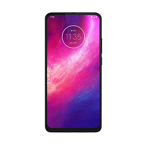 Motorola One Hyper 128GB Deep Sea Blue/Dark Amber/Fresh Orchid GSM Unlocked Only (AT&T & T-Mobile Only) (Deep Sea Blue)