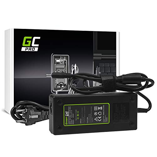 GC Pro Cargador para Portátil DELL XPS 15 9530 9550 9560 Precision 15 5510 5520 M3800 Ordenador Adaptador de Corriente (19.5V 6.7A 130W)