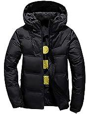 メンズ ダウンコート ダウンジャケット 秋冬アウター カジュアル 分厚い 防寒 オシャレ トレンチコート