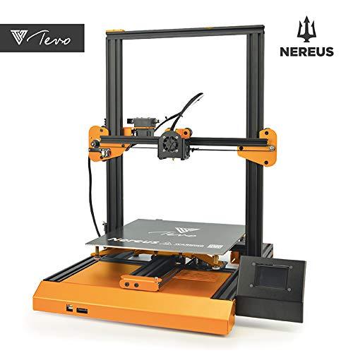 TEVO Nereus 3D Printer Large Print WiFi/Touch Screen/Filament Sensor/Power-Off Resume/Metal Frame