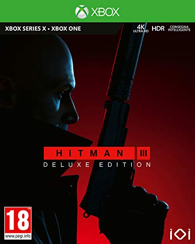Hitman 3 - Deluxe Edition - Xbox Series X - Limited - Xbox One