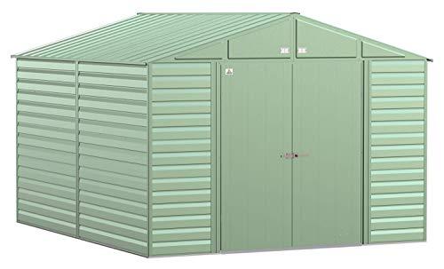 Arrow Shed Select 10' x 12' Outdoor Lockable Steel...