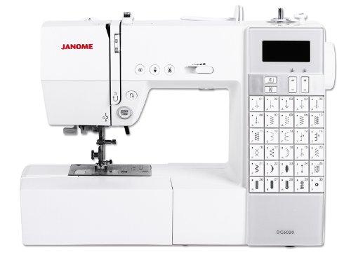 Janome dC 6030 Nähmaschine, automatisch, elektrisch
