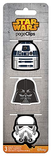 Trends International Star Wars Saga Page Clip Bookmark