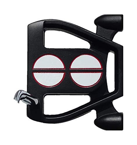 Ray Cook Select SR550 2 Ball Spider Maillet de Golf avec Couvre-Club pour droitier