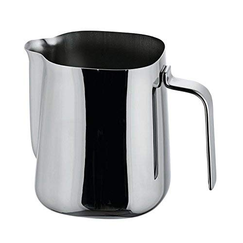 Alessi A403/75 Pot à lait en Acier Inoxydable 18/10 Brillant, 75 Cl