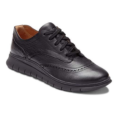 Vionic Damen Sneaker Keaton, Schwarz - Schwarz - Größe: 39.5 EU