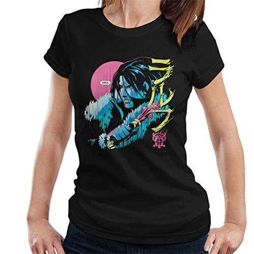 Cloud City 7 Trevor The Hunter Women's T-shirt