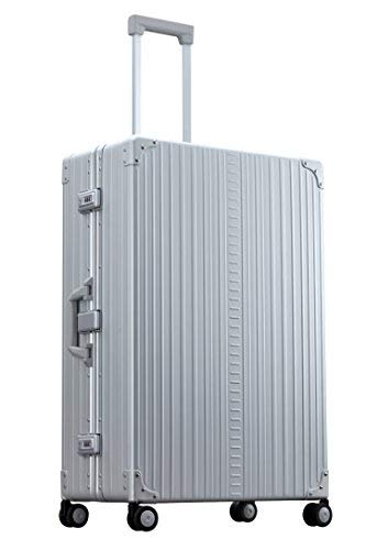 ALEON 32' Aluminum Macro Traveler Hardside Checked Luggage