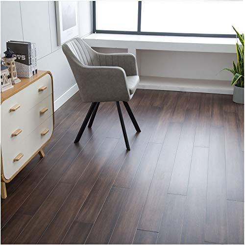 SELKIRK Vinyl Plank Flooring with Strand Woven Bamboo Wear Layer Waterproof Click Lock Skylar SKB103 Sample