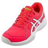 ASICS Kid's Gel-Game 7 GS Tennis Shoes, 1M, Laser Pink/White
