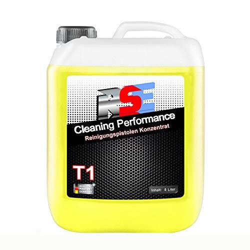 RedFOX24 Premium RSE T1 Reiniger Konzentrat für Impuls Druckluft- & Reinigungspistolen 5 Liter