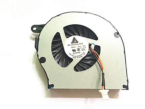 New Laptop Replacement CPU Cooling Fan for HP Pavilion G72 CQ72 G62 CPU