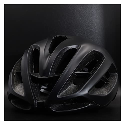 JTXQSI Ultralight MTB Bike Road Bike Casco Casco Ciclismo para Mujer Hombre Montaña Montar Molde Casco de Seguridad Equipo de Bicicleta (Color : 25, Size : M 52 58cm)
