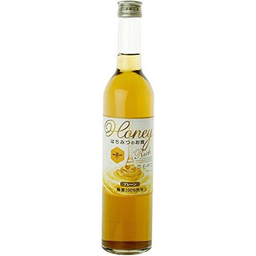 菊水酒造 高知 HONEY Richプレーン ~はちみつのお酒~ 500ml