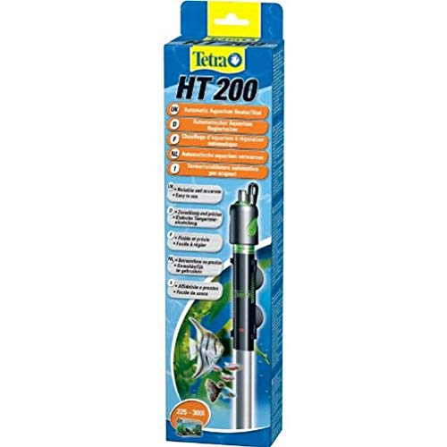 Tetra - 606487 - Chauffage pour Aquarium HT 200