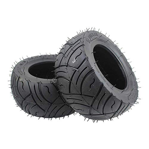 Neumáticos Duraderos 13x5.00-6 Neumático De Vacío A Prueba De Explosiones Antideslizante Y Resistente Al Desgaste Adecuado Para Ruedas De Repuesto Para Patinete De Reemplazo De Llantas Beach Kart