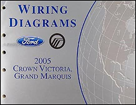 Wiring Diagram For 2005 Mercury Grand Marquis - Wiring ... on