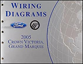mercury marauder wiring diagram amazon com ford crown victoria wiring diagram books  ford crown victoria wiring diagram