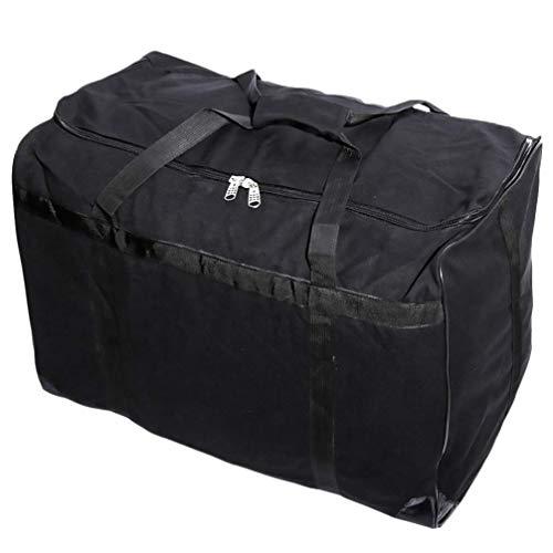 N/Y Travel Duffel Bag Water Resistant Oxford Cloth Luggage Bag Sports Gym Bag Travel Bag Cabin Weekender Bag for Women Men 140L