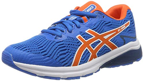 ASICS 1014A068-400_34,5 Running Shoes, Blue, 34.5 EU