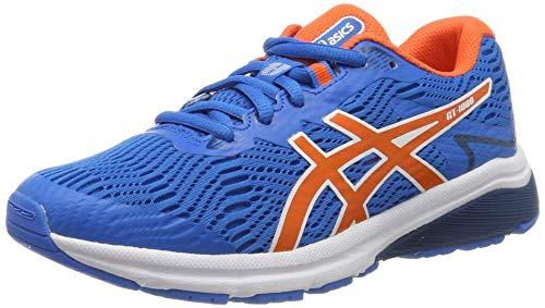 ASICS Unisex-Kinder GT-1000 8 GS Running Shoes, Blau Directoire Blue Koi 400, 38 EU
