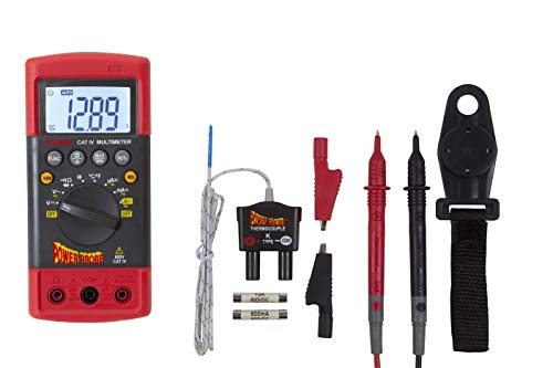 Power Probe CAT-IV Digital Multimeter (PPDMM) [Measures...