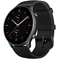 Amazfit GTR 2e Smartwatch with 24H Heart Rate (Black)