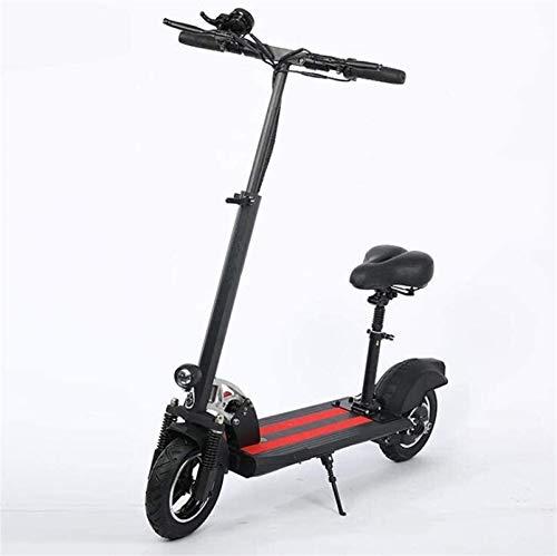 Bicicletas Eléctricas, Bicicletas eléctricas rápidas for adultos portátil Kick Ciudad De trayecto Vespa con mando a distancia Sistema antirrobo Motor 500W, pantalla LCD, a 50 Resistencia, Velocidad má