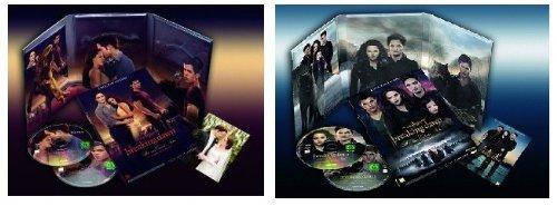 Twilight - Breaking Dawn Biss zum Ende der Nacht Teil 1+2 NEU *DVD Set