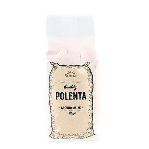 Suma Prepacks | Polenta | 3 x 500g