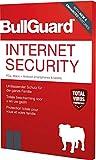 Bullguard Internet Security 2020 3U W/A/M Licencia anual 3 licencias Windows, Mac, software de seguridad Android
