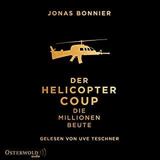 Der Helicopter Coup Titelbild