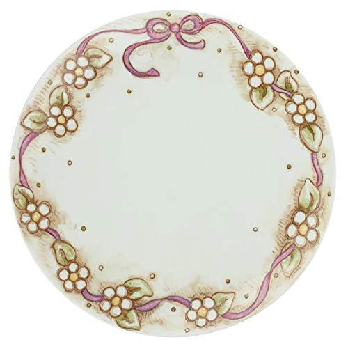 THUN - Piatto Multiuso - Servizi per la Tavola, i Piatti e i Complementi di Servizio - Idea Regalo - Linea Cerimonia - Porcellana - Ø 31,5 cm; 1,5 cm h