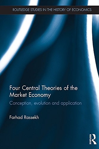 Four Central Theories of the Market Economy: Conception, evolution and application (Routledge Studies in the History of Economics Book 182)