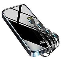 モバイルバッテリー大容量40200mAh
