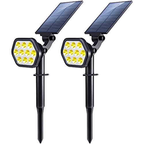 Solar Power Spot Lights