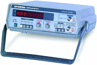 GW Instek GFC-8131H 8 Digits LED Digital Display Frequency Counter, 0.01Hz to 1.3GHz Frequency Range