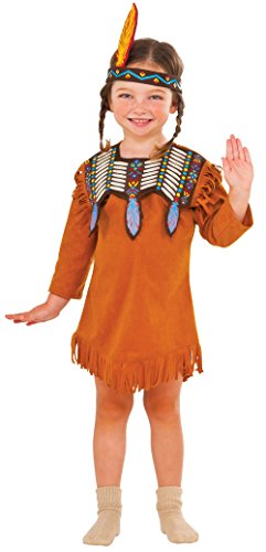 Rubie's Costume Indian Maiden Value Child Costume, X-Small