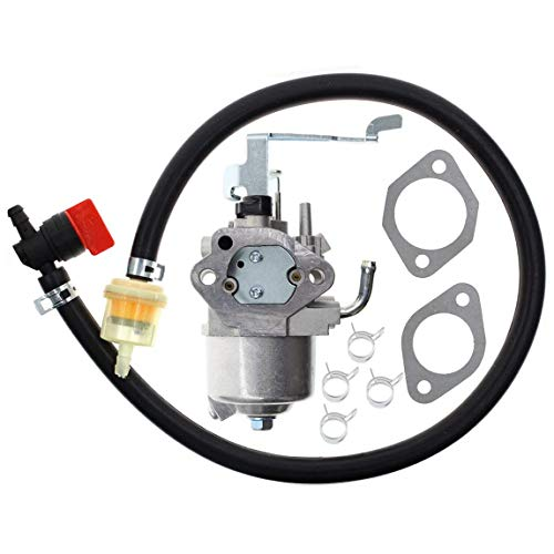 Sonline Kit de carburador para Robin EX30 279-62364-20 279-62304-30 279-62304-40 279-62364-00 Mikuni RGX4800 RGN5100