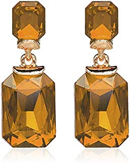 82c8a05e7 YouBella Jewellery Stylish Latest Design Valentine Collection Crystal  Earings Fashion Fancy Party Wear Earrings for Girls