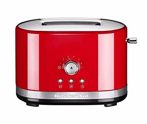 KitchenAid 5KMT2116BER 2 Slice Toaster Extra Wide Slots Variable Browning...
