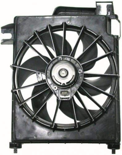 05 dodge ram 1500 condenser fan - 7
