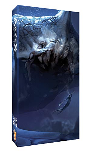 Asmodee- Abyss : Leviathan, Color extensión (ABY05)