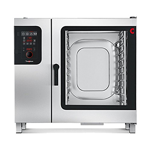 Convotherm C4 ED 12.20GB Roll In Gas With Steam Generator (12) 18' x 26' Pan Capacity Combi Oven Steamer