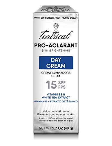 TEATRICAL Pro-aclarant Day Cream, 1.7 Ounce